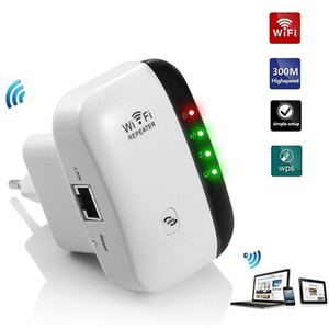 ILink Wireless-n WiFi Repetidor 802.11n / B / G Rede Wi Fi Routers 300Mbps Expande Expander Signal Booster Extender