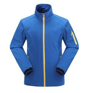 2020 2021 Softshell al aire libre Ropa para hombre Chaqueta para hombre Primavera y otoño Trench Abrigo Ropa de montañismo Thin Sportswear Coat Trans