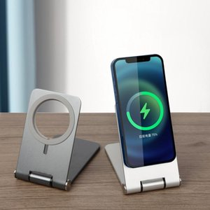 Chargeur sans fil antidérapant pour 12 Bureau de chargement magnétique Basket Power Bask Berceau
