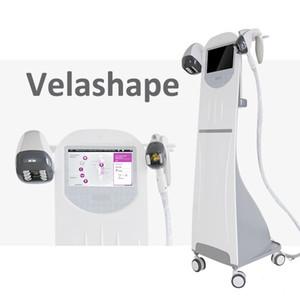 4 en 1 Slimming Velashape Cellulite Machine Levantamiento de peso Vela Cavitación de vacío Cavitación LIPO LIPO MÁQUINAS