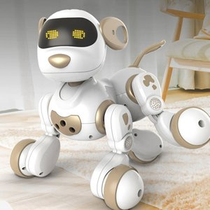 Remote Control Robot Electronic Pets Dog Toy Interactive Puppy Smart Robot Toys For Kids Children Toddlers Baby Birthday Gift