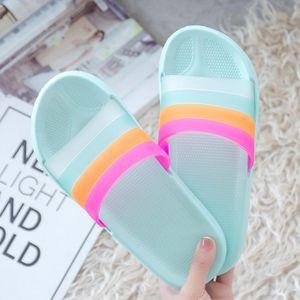 1pair Platform Pool Women Slide Sandals Soft Spa Hotel Shower Summer Beach Travel Home With Arch Support Gym Sports