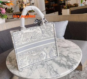 2020 Новый вышитый тигр большой емкости роскошный большой бренд сумка сумка женская сумка ручной работы двусторонний цветок путешествия