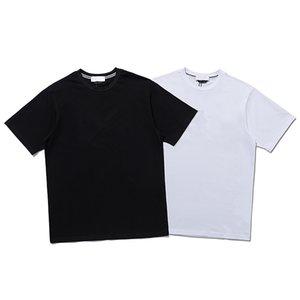 CP TopStoney 2021 Новый досуг мода хлопчатобумажная рубашка мужская улица спортивная футболка вышивка логотип с коротким рукавом удобный верх