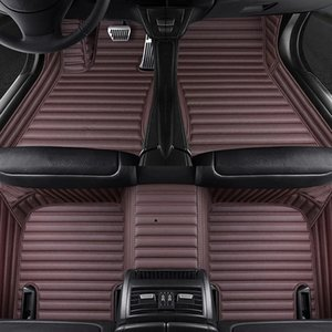 Colinas de cuero de alta calidad de 5 asientos para porsche 911 718 Cayenne Panamera Macan Cayman Boxster Alfombra Alfombra