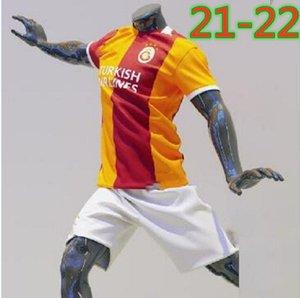 21 22 Lemina 99 Michael Seri 6 Saracchi 36 Galatasaray Futebol Jerseys Home Luyindama 27 Falcao 9 Belhanda 10 Diagne 91 2021 Jersey