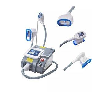 Portable Cryolipolysis Cavitation Fat Congélation Machine Minceur Minceur Perte Perte Cold Lipo anti-cellulite Dissoudre le massage de la graisse à froid