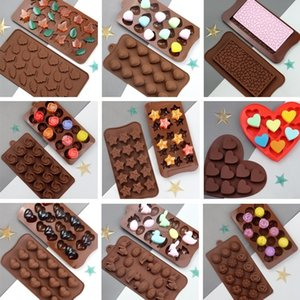 Newest Silicone Ice Mold Funny Candy Biscuit Ice Mold Tray Bachelor Party Jelly Chocolate Cake Mold Household Baking Tools Mould ZC124
