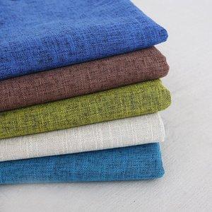 Table Cloth Dikke Katoenen Linnen Meubels Stof Door Meter Naaien Materialen Voor Sofa Tafelkleden Diy Handwerken