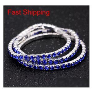 Fashion Crystal Rhinestone Stretch Bracelet Bangle Wedding Bridal Wristband Wedding Gifts Crysta qylWkS luckyhat