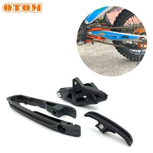 OTOM Motorcycle Chain Guide Chain Slider Up Below Sliding Guard Kit Tools Motocross Accessories For KTM SX SXF XCF 125 250 450