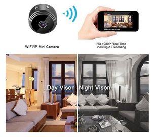 Night Vision IP Home Security Video Cam A9 1080P Full HD Mini Spy Video Cam WIFI IP Wireless Security Hidden Cameras