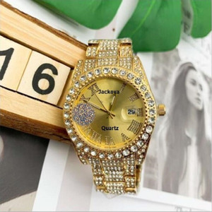 Couple Unisex Men Women Watches Automatic Sapphire Diamond Stainless Steel Lady Watches Male Female Wristwatches Clock Table