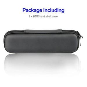 Black Pen Case Portable Eva Hard Shell Pen Holder Office Stationery Case Pouch Earphone Makeup Sto jllQNk bdebag