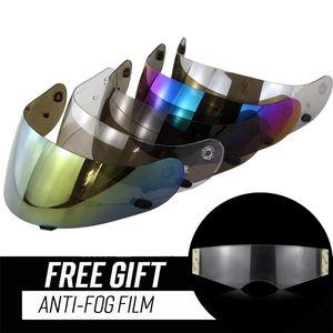 Helmet Visor Shield Casco Visors Accessories for Motorcycle Helmet hjc HJC CL16 CL17 CLST CLSP CSR1 CSR2 CS15 TR1 FG15 HS11 FS15