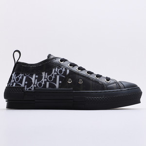 Designers B23 Slipper Boys Oblique Chaussures Luxurys Jumpman Scarpe Men Women Trainers Hommes Sneakers KAWS Kanye West Basketball shoes