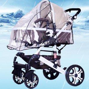 Stroller Parts & Accessories Accessory Rain Cover Baby Waterproof Umbrella Car Universal Raincoat Children Windshield Anti I9t5