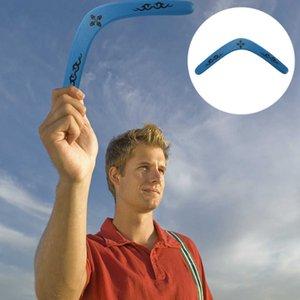 Returning Stable Wooden V-Shaped Flying Boomerang Creative