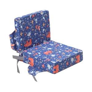 Stroller Parts & Accessories Anti-Skid Cartoon Print Dining Children Cushion Increased Pad High Chair