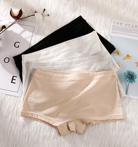Large Women's Cotton Medium Waist Sister Panties Fat Mm Boxer Shorts Women