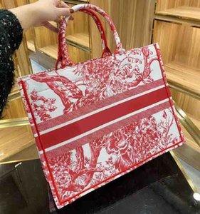سيدة الكتف حقيبة أزياء المرأة حقيبة تسوق مصمم حقيبة يد فبرز أنماط ملونة حقائب اليد