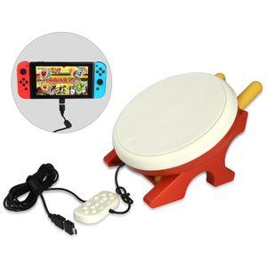 Game controller wired USB interface switch Taigu ns reach human body feeling shelf drum