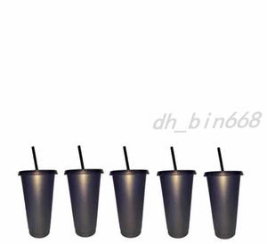 50 قطعة 24 أوقية من البلاستيك المشروبات عصير كأس وفأس القهوة السحرية القهوة مخصص ستاربكس كوب بلاستيك، يمكنك تخصيص الشعار
