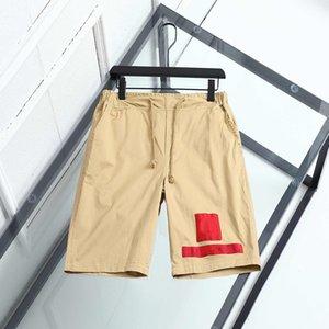 2021 Mens Shorts luxury designer sport summer short fashion brand trend pure cotton breathable short-clothing lapel NS11