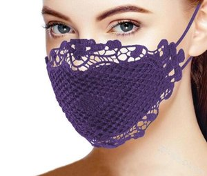 Черные красные шнурки плед рот маски для лица MUTI Цвета моющийся маскарилла хлопок черный фиолетовый дыхательный масечер многоразовый мода женщина леди