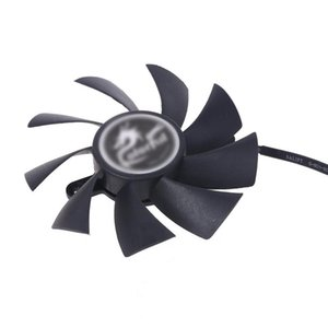 75mm 85mm 4pin Cooler Video Card Cooling Fan for iGame GeForce GTX 1070Ti 1080