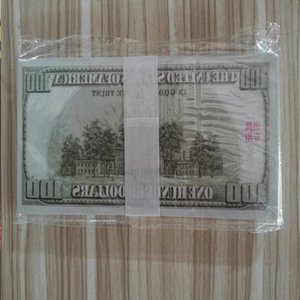 Faux Selling 100 Billet New Copy Old Best Gift Tokens US Currency Money Banknotes Dollar Prop Hot Children 09 Ehaup