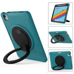 Shockproof Holder Hybrid Armor Tablet Case for IPad 10.2 10.9 9.7 11 AIR4 12.9 mini Samsung Tab A7 lite 8.7 T220 T225 T225N T225C 10.4 T500 T505 T507 T505N