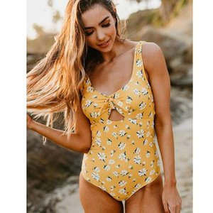 Diseñador Siamese y 2pcs Polkeing Polkea Polke Dot Imprimir Mujeres Trajes de baño Sexy Summer Fashion Womens Bikini