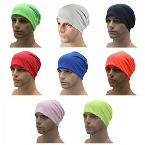 Designers Caps Hats Men Fashion Autumn Winter Women Men Beanies Hats Outdoor Cotton Breathable Hip Hop Tide Pile Hats HWF5071