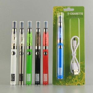 CE4 Blister Kit 900mAh UGO-V II eGo Thread Vape Pen Battery With USB Cable Charger For E Liquid