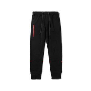 New Mens Pants Designer Jogger Track Pants Fashion Brand Jogger Clothing Side Stripe Drawstring Trousers Men Brand Sport Pants MO1