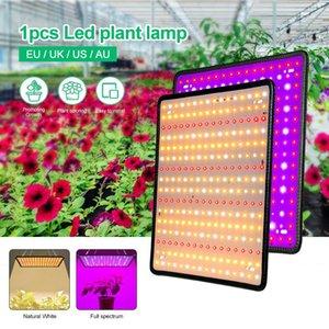 256pcs LED Chips Plants Grow Light for Indoor Hanging Plant Growing Lamp UV Planting Light Full Spectrum Lights 85v-265v