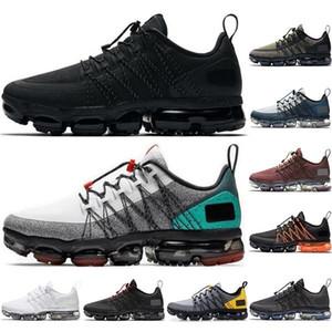 2021 Yeni Yüksek Kalite Erkek Eğitmenler Çalıştırma Koşu Ayakkabıları Erkekler Yastıkları Sneakers Siyah Ve Turuncu Bordo Ezme Antrasit Spor Ayakkabı