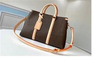 Factory Price 2021 высококачественные 5а качественные сумки, BB M44815 мм M44816 Soufflot Hops Top ручки на плечевом ремень сумки сумки
