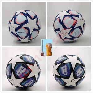 2021 European champion Soccer ball 20 21 Final KYIV PU size 5 balls granules slip-resistant football
