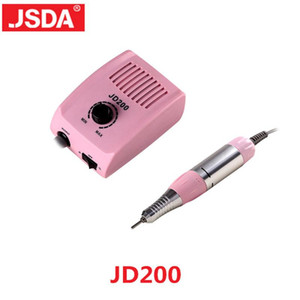 Hot sales JSDA JD200 Nail Drills Machine Electric Manicure 35W 30000rp Tools Pedicure Nails Art Equipment