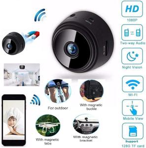 Mini Wifi Camera A9 1080P HD IP Camara Home Security Surveillance Night Vision