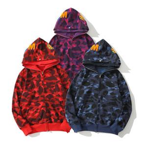 Großhandel Herren Hoodies Hohe Qualität Lose Frauen Sweatshirt mit Etikett Mode Hip Hop Buchstaben Langarm Top Jacke mit Kasten