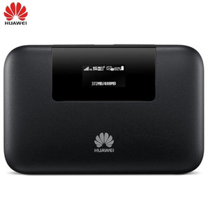 Huawei E5770S-320 Novo Novo Desbloqueio 150Mbps 4G LTE Móvel Power Bank Router WiFi com RJ45 Port Wi Fi Router com Cartão SIM Novo