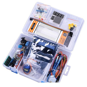 2021 NEWEST RFID Starter Kit for Arduino UNO R3 Upgraded version Learning Suite With Retail Box Wholesale