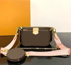 Tote das mulheres bolsa de ombro 3 pcs definir bolsa de satchel top-handband crossbody bolsa bolsa de embreagem bolsa