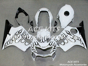 new For Honda CBR600F4 99 00 CBR 600F4 CBR600 1999 2000 ABS Motorcycle fairing various colors NO. 1335