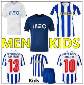 2021 Nakajima Alex Telles Futebol Jersey Pepe Aboubakar Corona Football Danilo Infantil Otavio Felipe Ze Luis Pereira Marco Marega Shoya