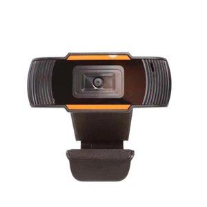 Webcams US / CZ Stock 720p USB webcam pour jouer en direct en direct avec microphone haute définition Web caméra caméra vidéo vidéo rapide