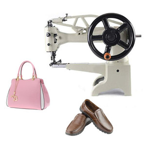 YUEWO Cobbler Shoe Repair Machine Manual Patch Leather Stitch Sewing Machine Shoe Canvas Repair Boot Patcher Head (Without Motor